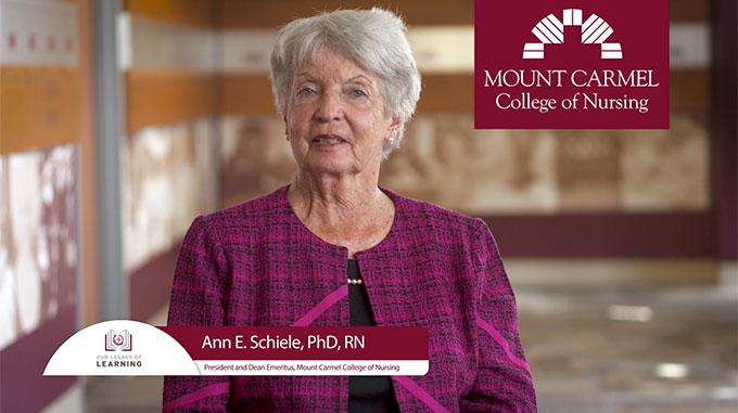 Dr Ann E Schiele