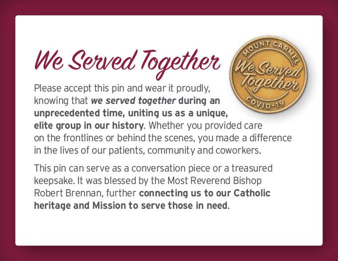 We Served Together